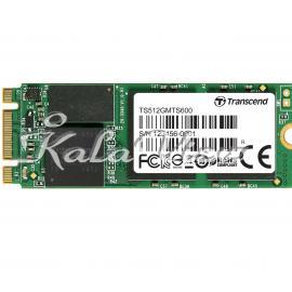 هارد اس اس دی کامپیوتر ترنسند MTS600 M 2 2260 SSD  512GB