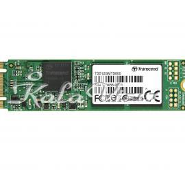 هارد اس اس دی کامپیوتر ترنسند MTS800 M 2 2280 SSD  512GB