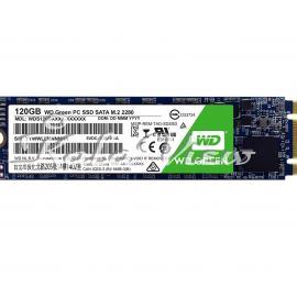 هارد اس اس دی کامپیوتر وسترن Digital GREEN WDS120G1G0B SSD  120GB