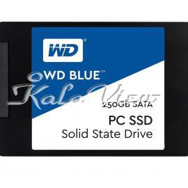 هارد اس اس دی کامپیوتر وسترن Digital BLUE WDS250G1B0A SSD  250GB