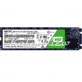 هارد اس اس دی کامپیوتر وسترن Digital GREEN WDS480G1G0B SSD  480GB