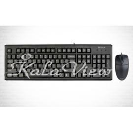 A4tech Km 72620D Keyboard And Mouse