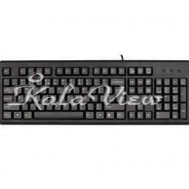 کیبورد کامپیوتر A4tech Wired Keyboard KM 720 USB
