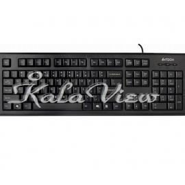 کیبورد کامپیوتر A4tech Wired Keyboard KR 85 USB