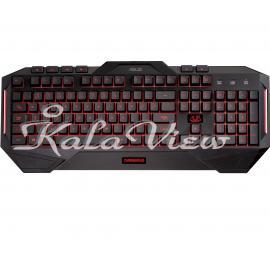 کیبورد کامپیوتر ایسوس Cerberus Gaming