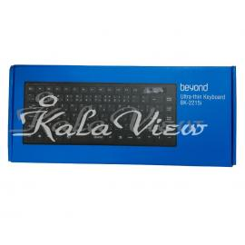 Beyond Bk 2215I Wired Keyboard