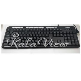 Beyond Bk 4891 Keybord With Persian Letters