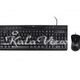 کیبورد کامپیوتر Beyond FCM 4410 Keyboard with Mouse