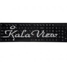 کیبورد کامپیوتر Beyond FCR 2235 Keyboard With Persian Letters