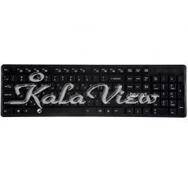 کیبورد کامپیوتر Beyond FCR 2235 Wired Keyboard With Persian Letters