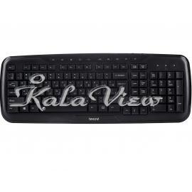 کیبورد کامپیوتر Beyond FCR 3490 Wired Keyboard With Persian Letters