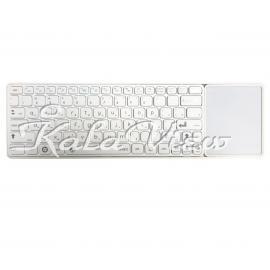 کیبورد کامپیوتر Beyond FCR 6800 Bluetooth TouchPad Keyboard With Persian Letters