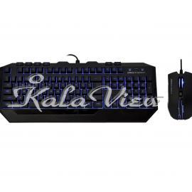کیبورد کامپیوتر Cooler Master Devastator II Keyboard With Mouse