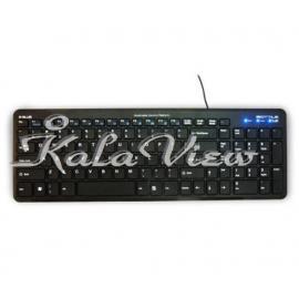 کیبورد کامپیوتر E blue Keyboard Sottile