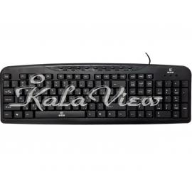 کیبورد کامپیوتر Enzo KB 100 Keyboard