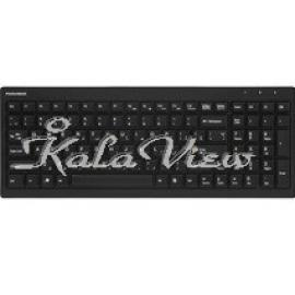 کیبورد کامپیوتر فراسو Super Standard Multimedia Wired Keyboard FCR 5760