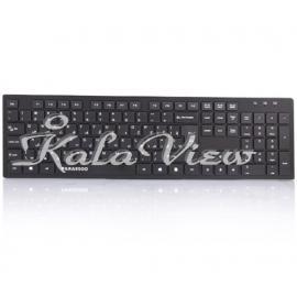 کیبورد کامپیوتر فراسو FCR 2244 PS 2 Keyboard