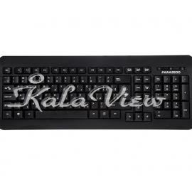 کیبورد کامپیوتر فراسو FCR 3260 Wired Keyboard