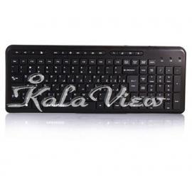 کیبورد کامپیوتر فراسو FCR 3444 Wired Keyboard