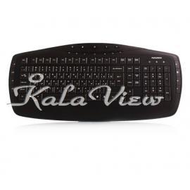 کیبورد کامپیوتر فراسو FCR 6160 USB Keyboard With Persian Letters
