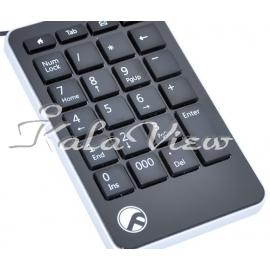 کیبورد کامپیوتر فراسو FNP 718 Numeric Keypad