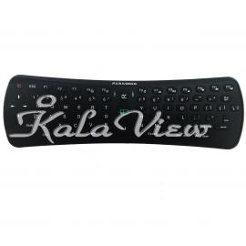 کیبورد کامپیوتر Farrasso Air Mouse Wireless Keyboard
