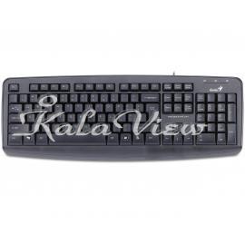 کیبورد کامپیوتر جنیوس KB 110X Keyboard
