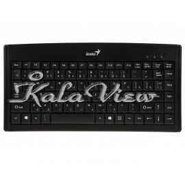 کیبورد کامپیوتر جنیوس LuxeMate 100 Keyboard with Persian Letters