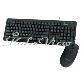 کیبورد کامپیوتر گیگابایت GK KM5200 Keyboard and Mouse
