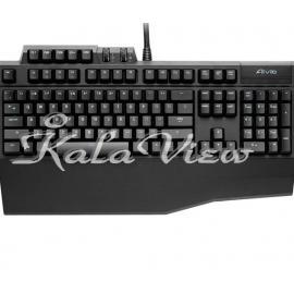 کیبورد کامپیوتر گیگابایت Aivia Osmium Mechanical Gaming Keyboard