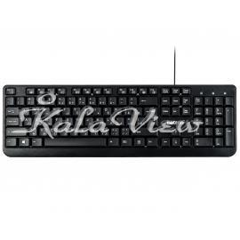 کیبورد کامپیوتر Hatron HK200 Keyboard