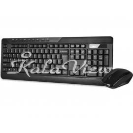 کیبورد کامپیوتر Havit HVKB554GCM Wireless Keyboard and Mouse