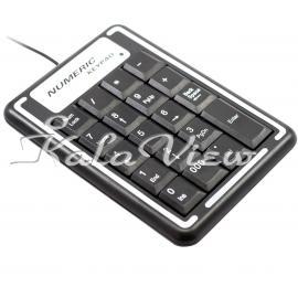کیبورد کامپیوتر K 015 Numeric Keypad