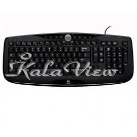 کیبورد کامپیوتر لاجیتک Access Keyboard 600
