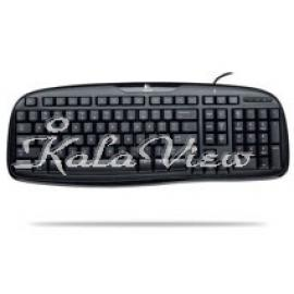 کیبورد کامپیوتر لاجیتک Classic Keyboard 200