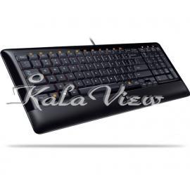 کیبورد کامپیوتر لاجیتک Compact Keyboard K300