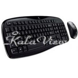 کیبورد کامپیوتر لاجیتک MK250