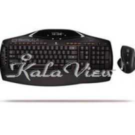 کیبورد کامپیوتر لاجیتک MX5500 Keyboard and Mouse