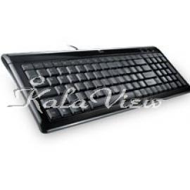 کیبورد کامپیوتر لاجیتک Ultra Flat Keyboard