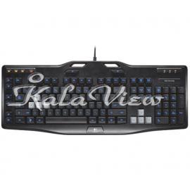 کیبورد کامپیوتر لاجیتک G105 Gaming Keyboard