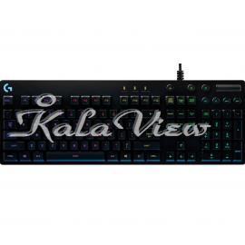 کیبورد کامپیوتر لاجیتک G810 Orion Spectrum Gaming Keyboard