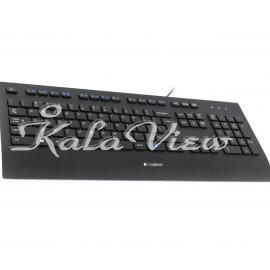 کیبورد کامپیوتر لاجیتک K280e Wired Keyboard