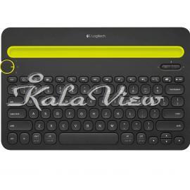 کیبورد کامپیوتر لاجیتک Bluetooth Multi Device Keyboard K480