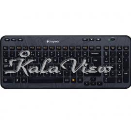 کیبورد کامپیوتر لاجیتک K360 Wireless Keyboard 920 003094