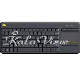 کیبورد کامپیوتر لاجیتک K400 Plus Keyboard