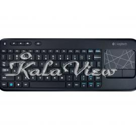 کیبورد کامپیوتر لاجیتک K400 Wireless Keyboard