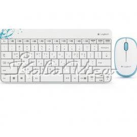 کیبورد کامپیوتر لاجیتک MK240 Wireless Keyboard and Mouse