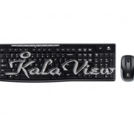 کیبورد کامپیوتر لاجیتک MK260 Wireless Keyboard and Mouse
