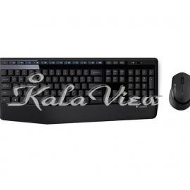 کیبورد کامپیوتر لاجیتک MK345 Keyboard and Mouse
