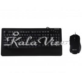 کیبورد کامپیوتر لنوو MK8000 Mech Keyboard and Mouse
